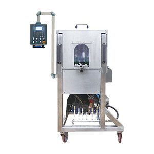 XBF-009去鳞、开肚、去内脏、清洗一体机All - in - one machine for descaling, belly opening,  viscera removal and clea