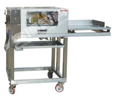 XBF-218小型二枚卸开片机Fillet machine for smaller fish