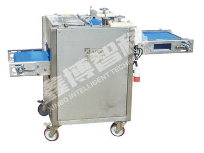 XBF-002鱿鱼切圈、切条机Ring or straw cutting machine