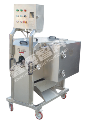 XBF-318 Small fish fillet machine (3 pieces)