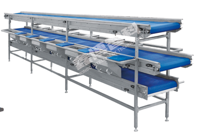 多层综合输送带Multi - layer integrated conveyor belt